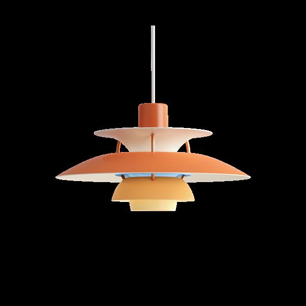 ルイスポールセン PH5 mini オレンジ