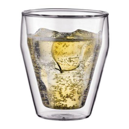 ボダム ダブルウォールグラス