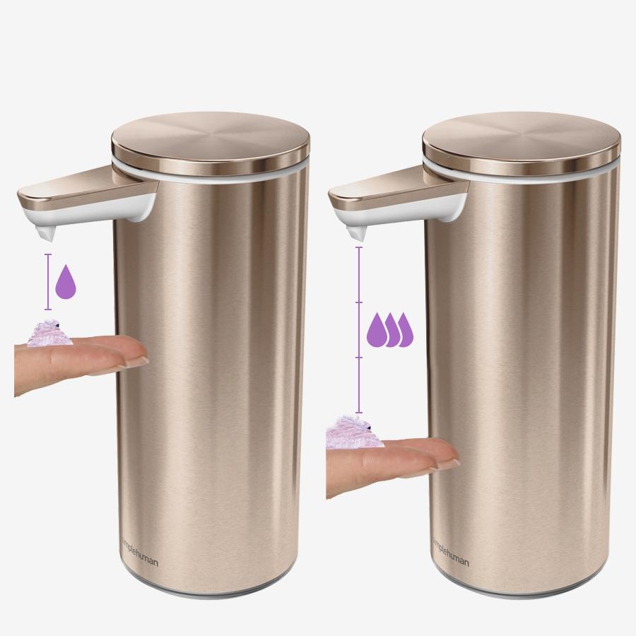 シンプルヒューマン 充電式 センサーポンプ