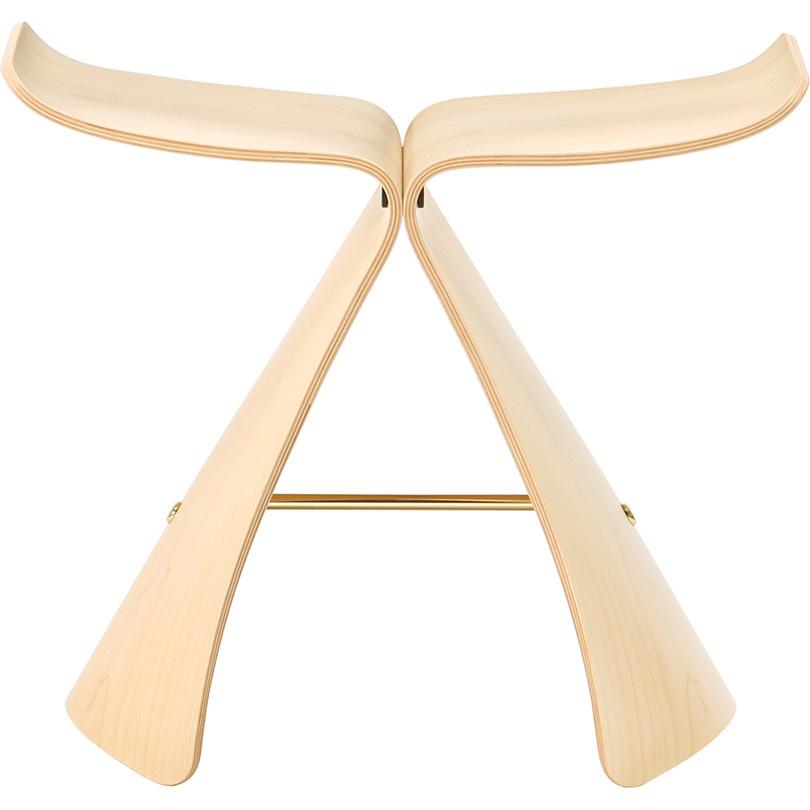 天童木工 バタフライスツール